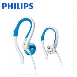Philips SHS4843 Sports Earphones Blue